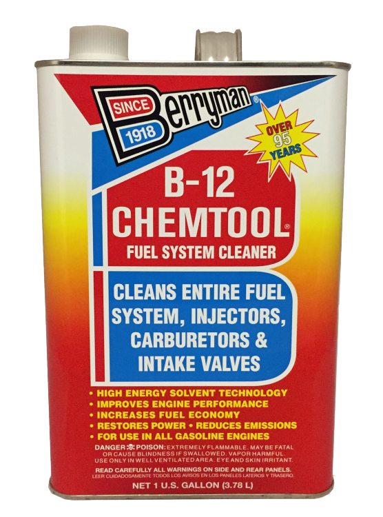 Berryman® B-12 Chemtool® Carburetor, Fuel System and Injector