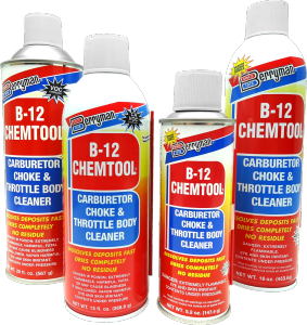carburetor choke and throttle body cleaning products