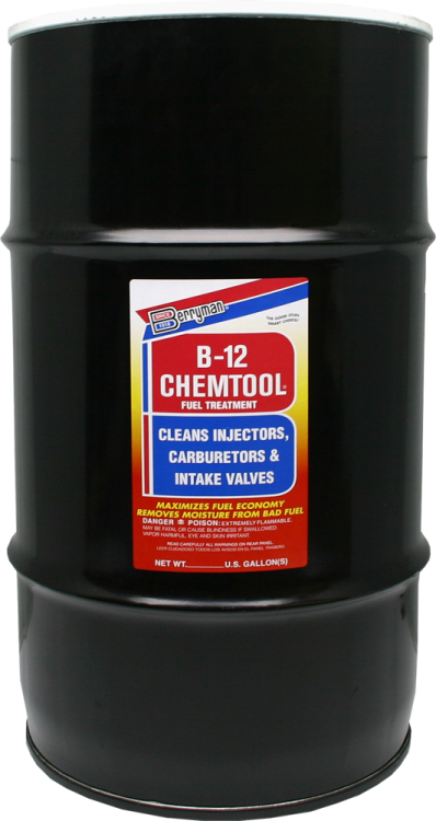 Berryman® B-12 Chemtool® Carburetor, Fuel System and