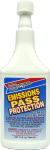 emissions pass protection fluid