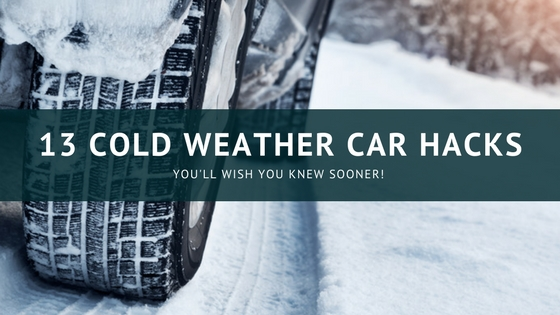 Cold Weather Car Tips