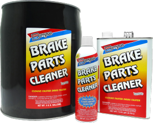 brake parts cleaner products