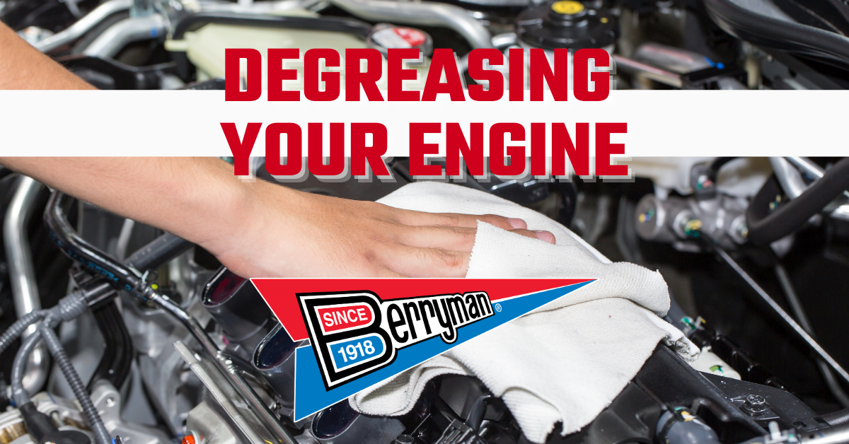 Degrease Your Engine