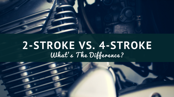 2-stroke 4-stoke engines