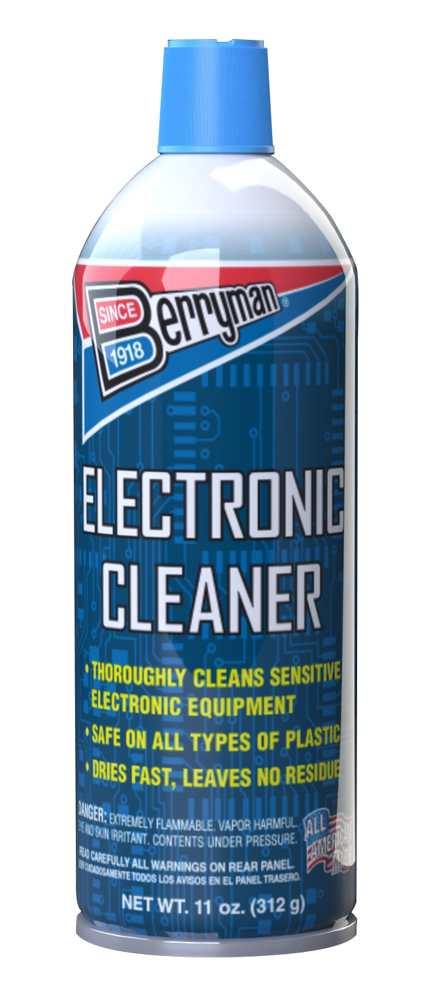 Berryman Electronic Cleaner Berryman Products