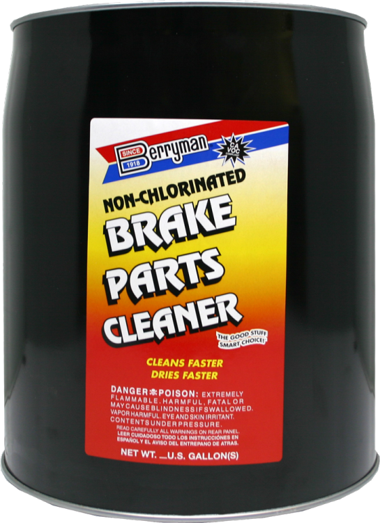 Berryman® Non-Chlorinated Brake Parts Cleaner [VOC ...
