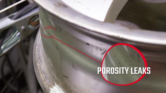 Porosity Leaks Example