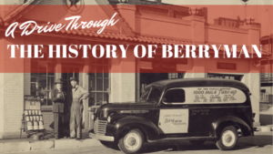 1918: Berryman Products - Black and White Throwback
