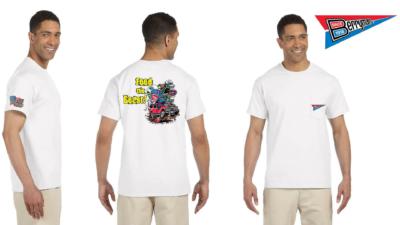 Berryman Feed The Beast T Shirt