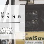fuel octane