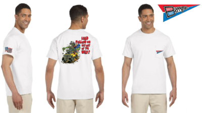 Berryman Lead Follow Or Get Out The Way T Shirt