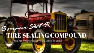 Berryman Seal R Tire Sealing Compound
