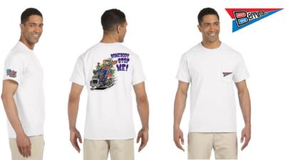 Berryman Somebody Stop Me T Shirt