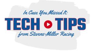 Tech Tips from Joe Stevens