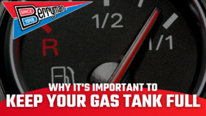 Keep Your Gas Tank Full