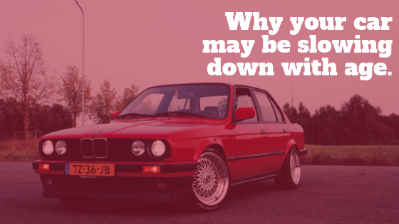 Why Your Car Is Slowing Down With Age (And How To Fix It!)