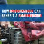 Cleaning Small Engine Parts
