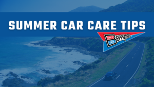 Summer Car Care Checklist