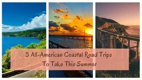 coastal road trips