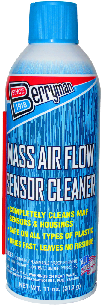 Berryman® Mass Air Flow Sensor Cleaner | Berryman Products