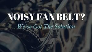 fan belt 1