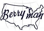 "Berryman ""coast to coast"" logo."